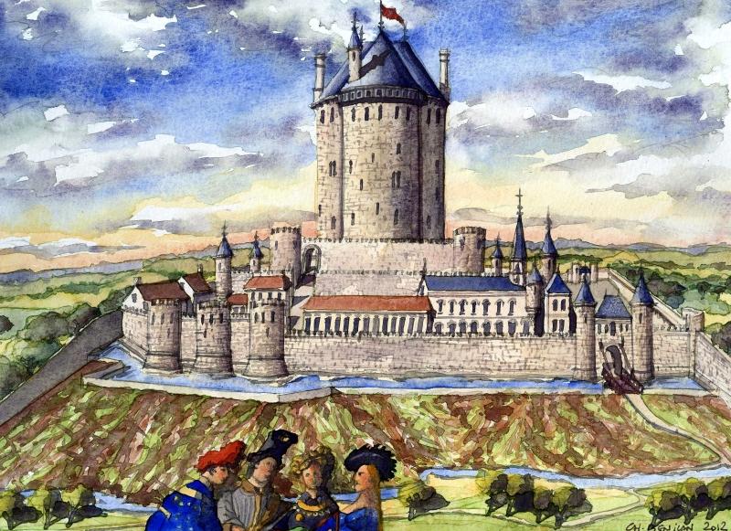 Index christianbenilan for Chateau etampes